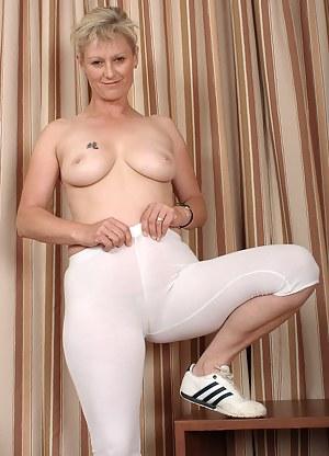 Mature Spandex Porn Pictures