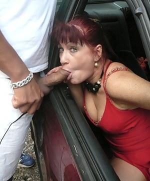 Mature Car Porn Pictures